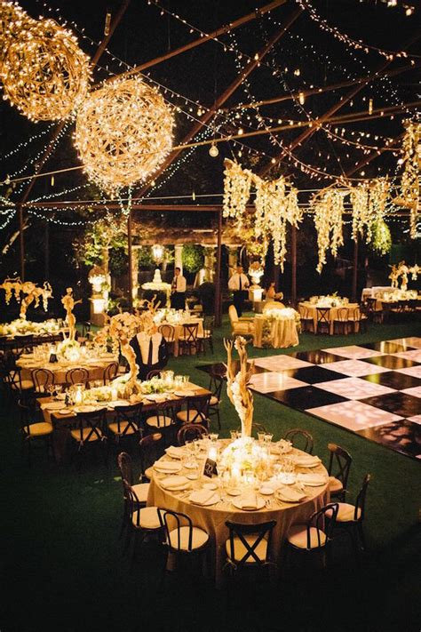 lights for weddings your ultimate guide to wedding lighting bridal musings