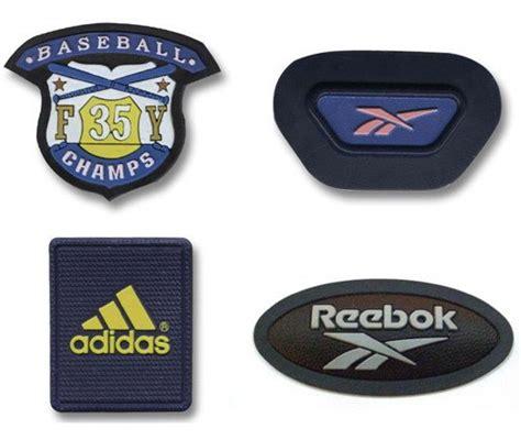 rubber st custom logo pvc rubber labels design masterpatch