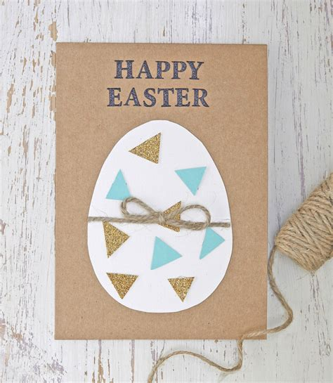 easy easter cards for toddlers to make how to make an easy easter egg card hobbycraft
