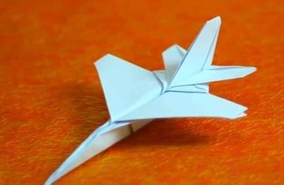 f16 origami c 243 mo hacer un avi 243 n de combate f 16 de papel origami