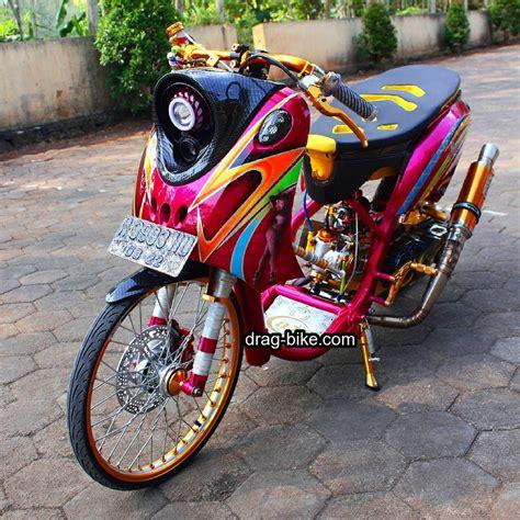 Thailook Style Modifikasi by 42 Foto Gambar Modifikasi Fino Thailook Style Simple