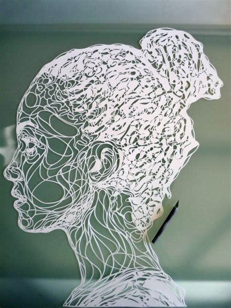 spray painting in paper ridiculously detailed spray paint and stencil portraits by