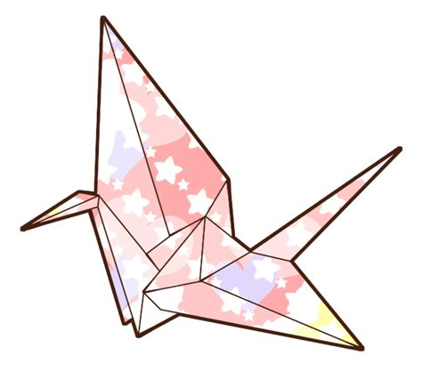 origami bird drawing origami crane drawing www imgkid the image kid has it