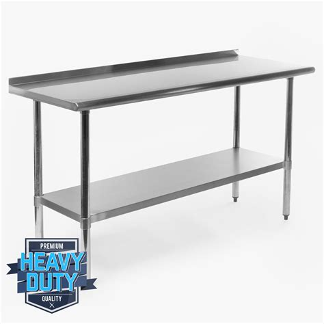 stainless steel kitchen prep table stainless steel kitchen restaurant work prep table with