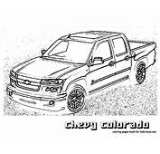Pickup Truck Coloring Pages  Bestofcoloringcom