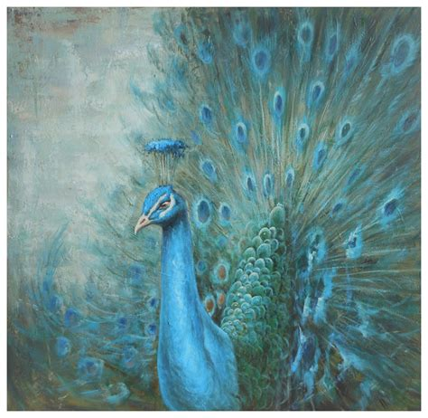 whole painting wholesale peacock paintings canvas painting