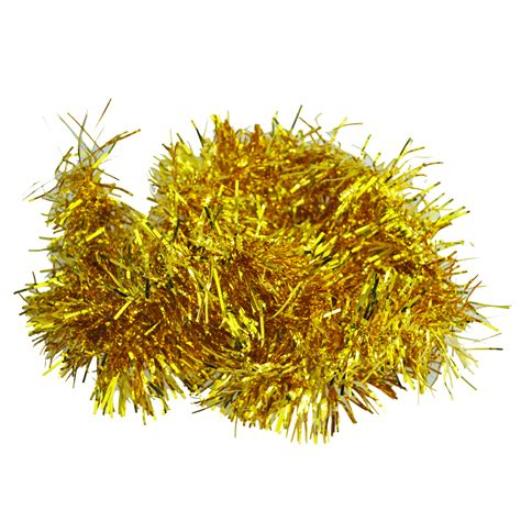 tree decorations garland 2m 6 5 ft tinsel tree decorations garland hy
