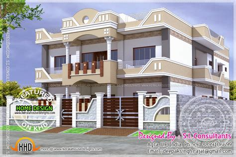 beautiful home designs inside outside in india home plan india kerala home design and floor plans