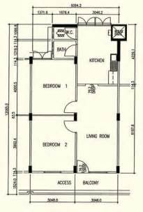3 Room Flat Floor Plan part 1 mystery of the not shrinking hdb flat our em