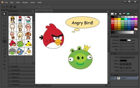 picture book maker free easycomic