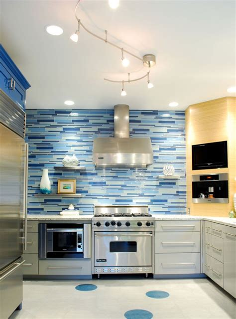 blue kitchen tiles ideas spruce up your home with color blue tiles for the kitchen and bathroom