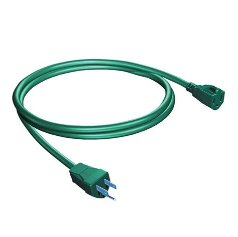 outside extension cords 18 ft outdoor extension cord 1 grounded outlet