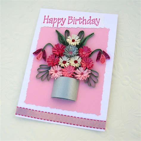 birthday origami ideas handmade quilled birthday cards ideas origami