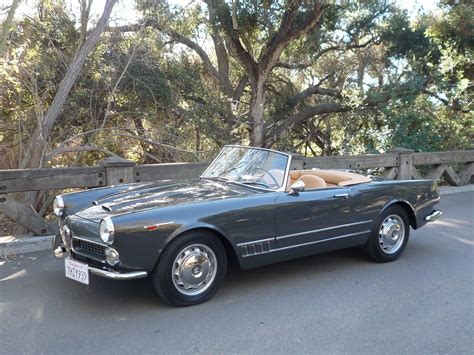 Alfa Romeo 2000 Spider by 1962 Alfa Romeo 2000 Spider For Sale 78602 Mcg
