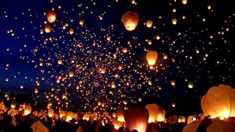 pin sky lantern on