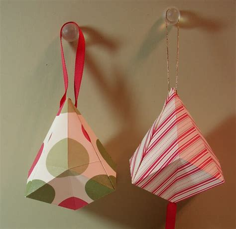 bell origami artful imagination origami bell ornaments