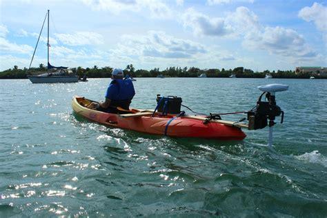 Kayak Electric Motor by Kayak Motor Deals On 1001 Blocks