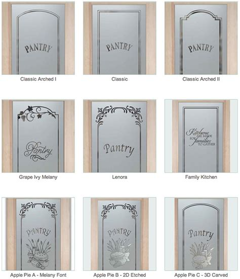 pantry door etched glass etched glass pantry doors sans soucie glass
