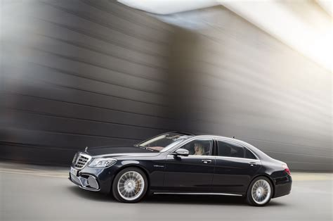 S Class Mercedes by Mercedes S Class Unveiled At Auto Shanghai