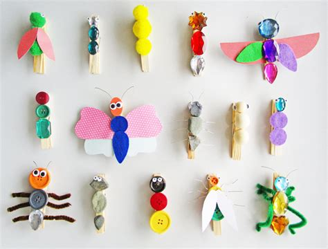 bug crafts for insect craft for