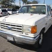 1989 ford f 150 4x4 shortbed manual transmission inline 6