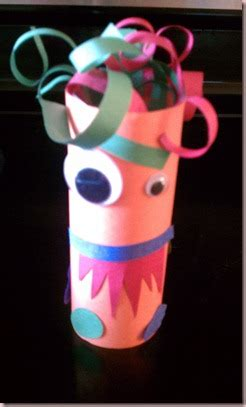 Toilet Paper You Monster by Toilet Paper Roll Monsters Think Crafts By Createforless