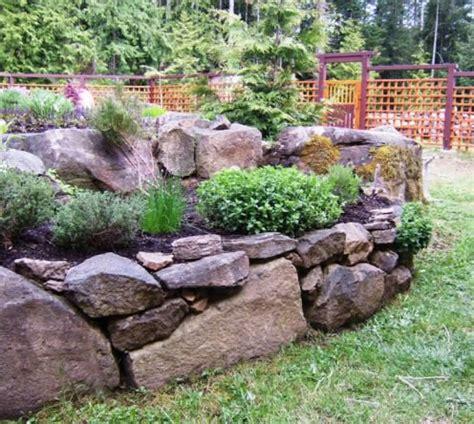 gardening with rocks gardening with rocks