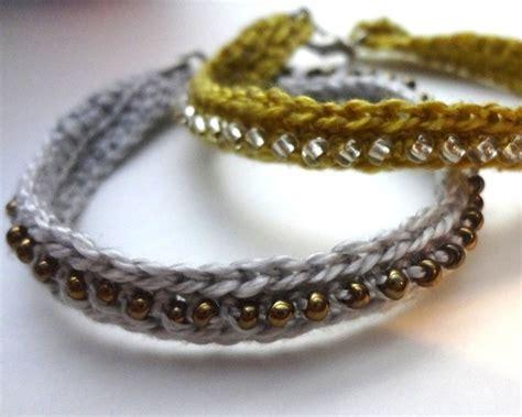 how to make seed bead bracelets how to crocheted seed bead bracelet make