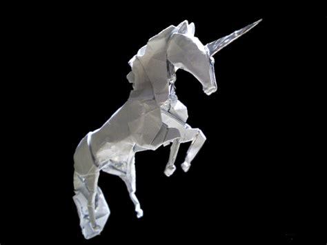 origami unicorn unicorn origami by mitanei on deviantart