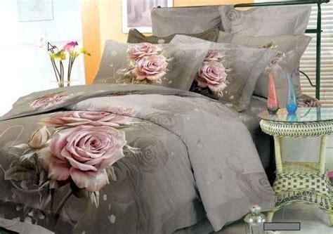 pink and grey bed sets grey pink floral bedding comforter set king size