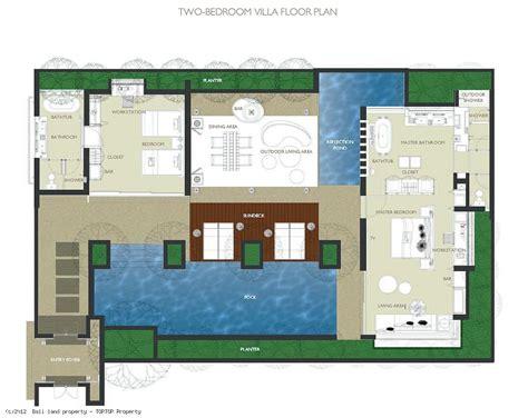 w residence villas for sale 2 bedroom pool bali management