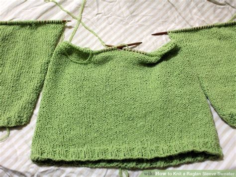 how to knit a sweater for beginners step by step how to knit a raglan sleeve sweater 12 steps with pictures