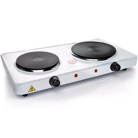 encimeras electricas cocina encimera 2 plato electrica 2000w portatil