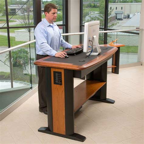 standing work desks is a standing desk right for you pyrus