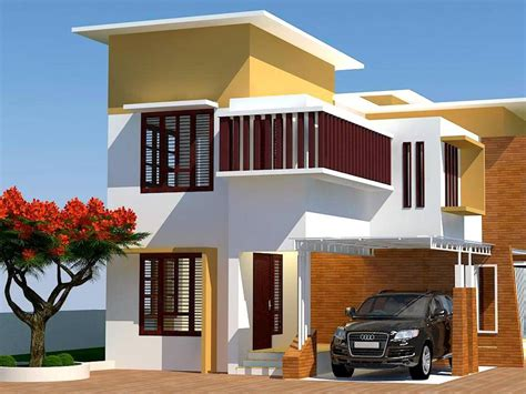 design a house simple modern house architecture with minimalist design 4 home ideas
