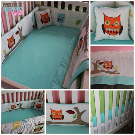 baby boy owl crib bedding baby s crib bedding reveal choosing gender neutral crib