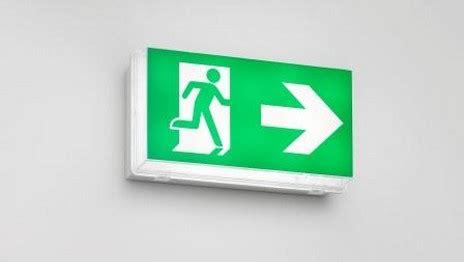 open areas emergency light net premises facilities management cooper lighting