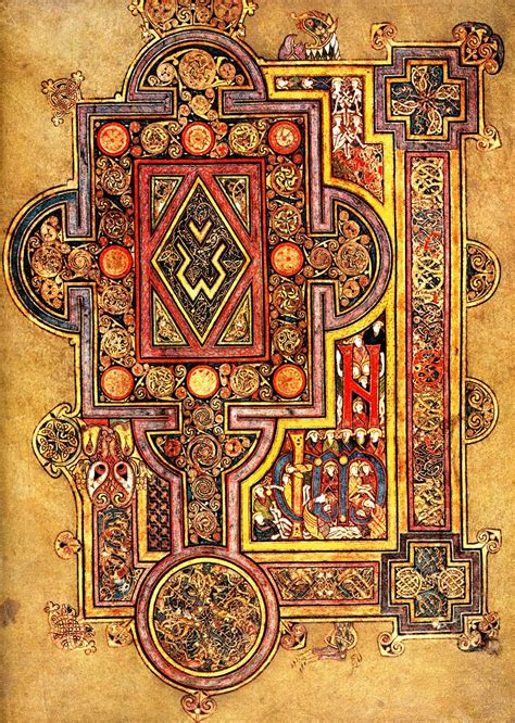 Roads Once Traveled The Book Of Kells