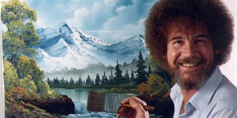 bob ross guest painter best of the of painting wttw chicago