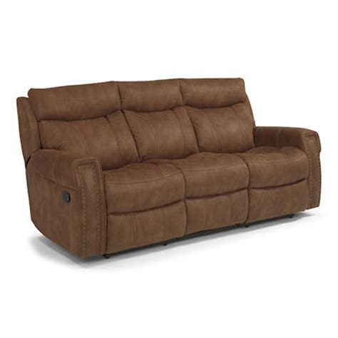 flexsteel 1450 62 wyatt reclining sofa discount