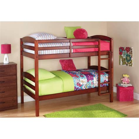 all wood bunk beds bunk bed for converts to two solid wood guard