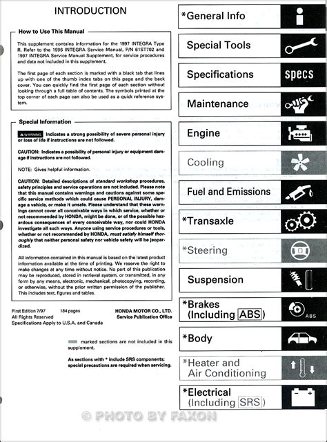 free online car repair manuals download 1997 acura integra electronic throttle control download acura integra repair manual free software rutrackerold
