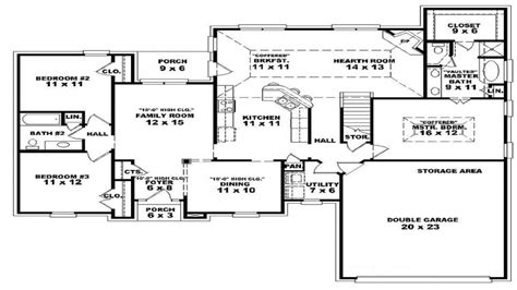 3 bedroom townhouse plans codeartmedia three bedroom townhouse floor plans 3