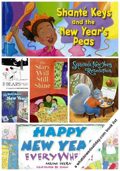 year picture books children s books for a happy new year s day around the