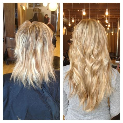 beaded in hair extensions dkw beaded row hair extensions hair it
