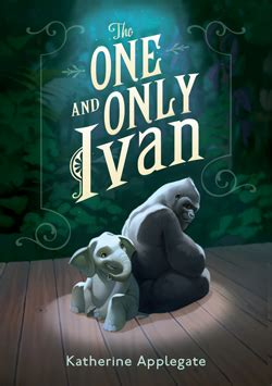 picture only books the one and only ivan the book