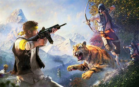 Far Car 4 Wallpaper by Far Cry 4 Wallpapers Hd Wallpapersafari