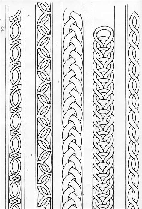celtic band pattern recherche google celtic pattern