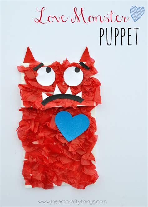 paper bag craft for paper bag puppet craft i crafty