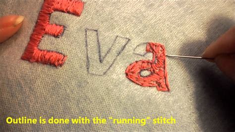 how to do embroidery with basics of embroidery